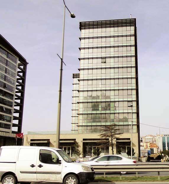CAPITAL TOWER A Sınıfı Ofis Binası
